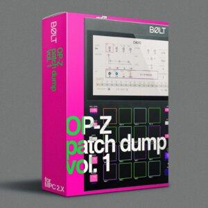 OP-Z Patch Dump Vol. 1